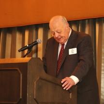 Board President Roger Legg